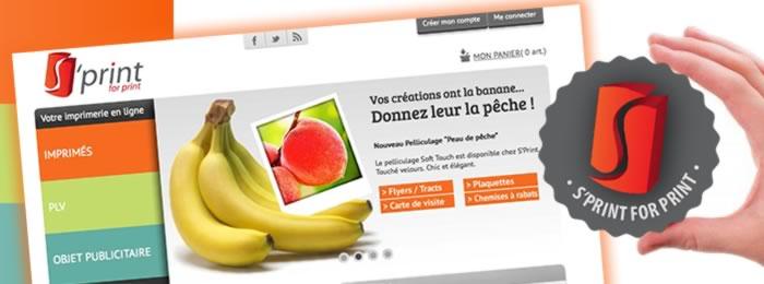 Web Commerce électronique et imprimerie en ligne